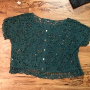 Double Zero Tops - Crochet Top